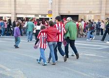 Vicente Calderon, Madrid, Spain Stock Photography