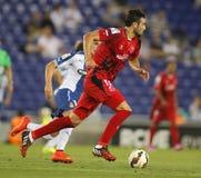 Vicente Iborra of Sevilla FC Royalty Free Stock Photo