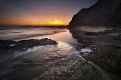 Vicentina Coast in Portugal Stock Photography