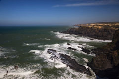 Vicentina Coast in Portugal Royalty Free Stock Images