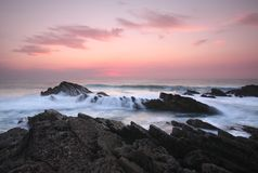 Vicentine Coast Natural Park - Portugal - Stock Photography