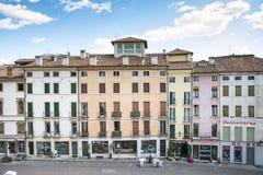 Vicenza Fotografia Stock Libera da Diritti