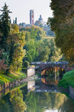 Vicenza-Brücken Stockfotografie