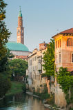 Vicenza bridges Royalty Free Stock Images