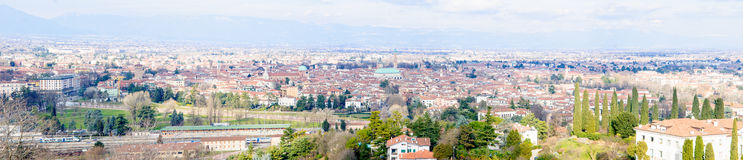 Vicenza Center Royalty Free Stock Photo