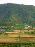 Vicenza hills Stock Images