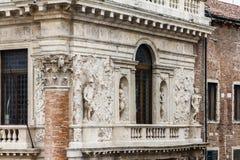 Vicenza, Italië stock foto