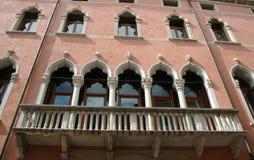 Vicenza Italië Royalty-vrije Stock Foto