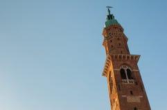 Vicenza landmarks Royalty Free Stock Photo