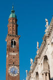 Vicenza landmarks Royalty Free Stock Photography