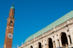 Vicenza landmarks Stock Image