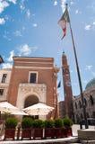 Vicenza landmarks Royalty Free Stock Images