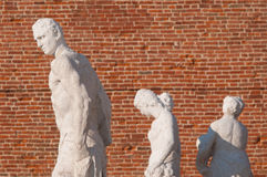Vicenza sculptures Stock Image