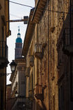 Vicenza Street Royalty Free Stock Image