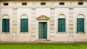 Vicenza, Venetien, Italien - Landhaus Cordellina Lombardi Stockbilder