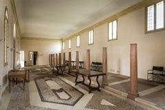 Vicenza, Veneto, Italië - Villa Cordellina Lombardi, in 18t wordt gebouwd die Stock Afbeeldingen