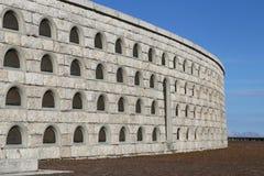 Vicenza, VI Włochy, Grudzień, - 8, 2015: Wojenny pomnik Pierwszy wojna Zdjęcie Stock