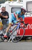 Vicenzo Nibali  Tour de France 2015 Stock Photo
