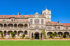 Viceregal Lodge, Shimla Royalty Free Stock Image