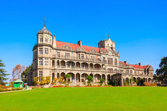 Viceregal Lodge, Shimla. The Indian Institute of Advanced Study (before the Viceregal Lodge) is a research institute based in Shimla, India royalty free stock photography