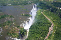 Vicfalls Royalty Free Stock Photo