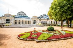 Vichy city in France Stock Images
