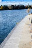 Vichy, France, dock, Auvergne Stock Images