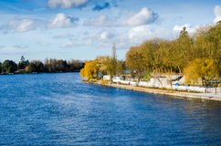 Vichy, France, dock, Auvergne Stock Photos
