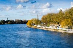 Vichy, France, dock, Auvergne Stock Photos