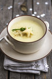 Vichyssoise Royalty Free Stock Photography