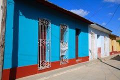Vicinanza cubana variopinta Fotografia Stock