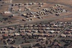 Vicinanza suburbana Fotografia Stock Libera da Diritti