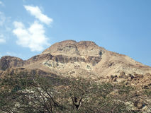 In the vicinity of the Dead Sea. Mountain landscape. In the vicinity of the Dead Sea Stock Images