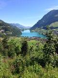 Vicino ad Interlaken Svizzera Fotografia Stock Libera da Diritti
