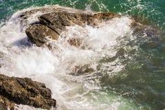 Vicino alla riva di mare Fotografia Stock Libera da Diritti