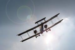 Vickers Vimy Bomber Stockfotografie