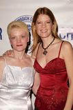 Vicki Dunkle et Michelle Stafford Photographie stock