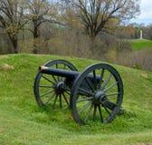 Vicksburg Canon Stock Images