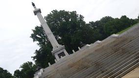 Vicksburg national military psrk Stock Images