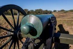 Vicksburg nationaler Militärpark Stockfotos