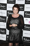 Vicky Entwhistle. Arrives for the Malmaison Hotel Liverpool re-opening party.. 23/09/2011  Picture by Steve Vas/Featureflash Stock Photo