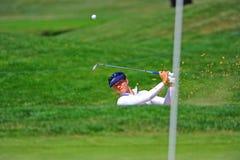 Vicky Hurst LPGA Safeway Classic Stock Image