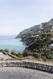 Vico Equense - Sorrent - Italien stockfotos