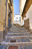 Vico Gradelle. Melfi. Basilicata. Italy. Stock Photo