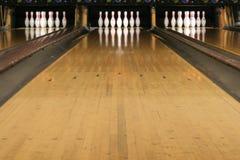 Vicoli #2 di bowling fotografie stock