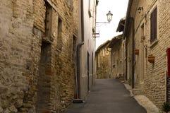Vicolo Stock Image