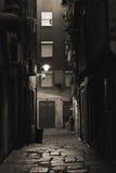 Vicolo Fotografie Stock Libere da Diritti
