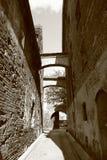 Vicolo Antic Fotografia Stock
