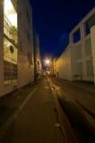 Vicolo del Miami Beach immagini stock