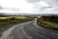 Vicolo della Camera delle pecore in Lancashire Immagine Stock Libera da Diritti
